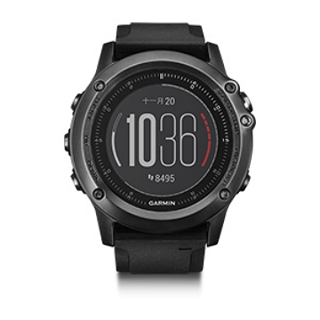 GARMIN fenix 3 HR腕式心率戶外GPS腕錶(fenix 3 HR)