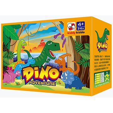 桌遊-恐龍小百科(DINO)