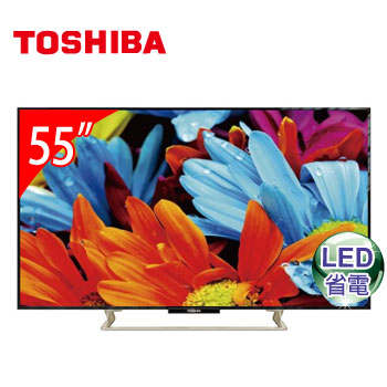 TOSHIBA 55型LED液晶顯示器(55P5650VS(視167201))