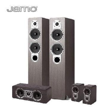 JAMO 5聲道喇叭組(S426HCS3 Wenge)