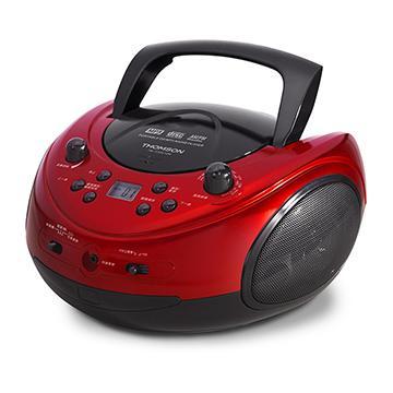 THOMSON MP3手提CD音響(TM-TCDC12M)