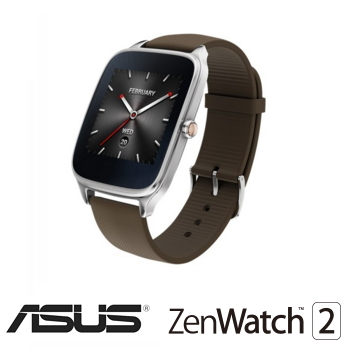 ASUS ZenWatch 2 智慧手錶(WI501Q(BQC)-1RTUP0002)