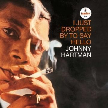 強尼哈特曼-不過順道來看你(LP黑膠唱片)(JOHNNY HARTMAN)