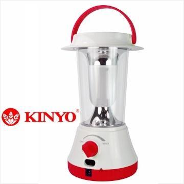 KINYO LED充電式露營燈(CP-01)