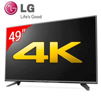 【福利品】 LG 49型4K 智慧聯網電視(49UH623T)