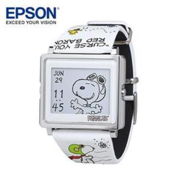 EPSON Peanuts 史努比-王牌飛行員手錶(W2-PN20310)