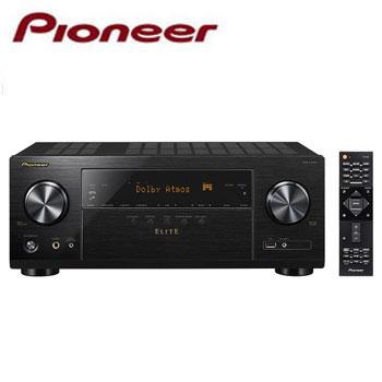 Pioneer 7.2聲道AV環繞擴大機(VSX-LX101-B)