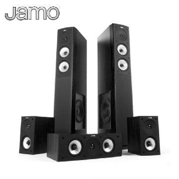 JAMO 5聲道喇叭組(S626 HCS 黑)