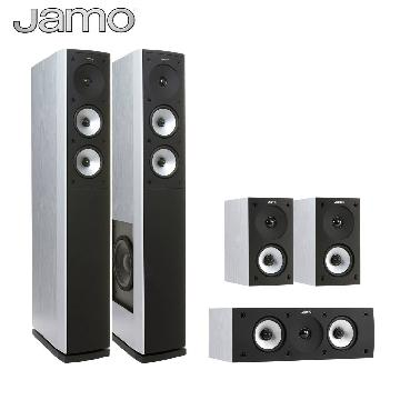 JAMO 5聲道喇叭組(S626 HCS 白)