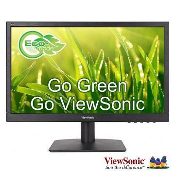 【19型】ViewSonic 寬螢幕顯示器(VA1903A)