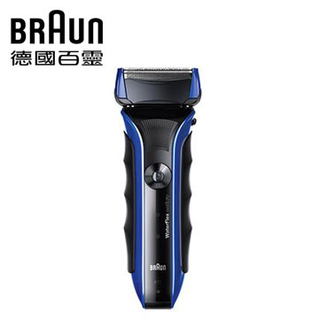 德國百靈WaterFlex水感電鬍刀