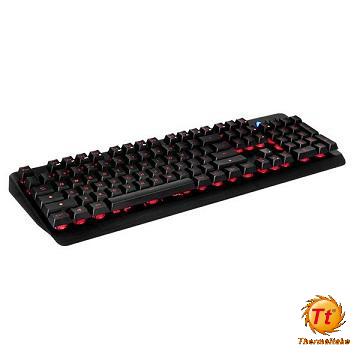 曜越 挑戰者EDGE電競鍵盤