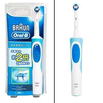 歐樂B 動感潔柔電動牙刷(D12.N)