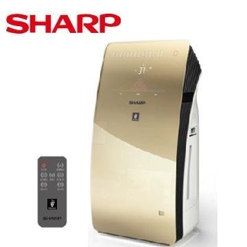 SHARP 日本製豪華16坪自動除菌離子清淨機(KC-JE70T-N)