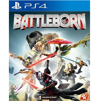 PS4-為戰而生 (中英文版)