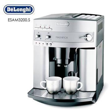 Delonghi全自動咖啡機(ESAM3200.S)