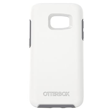 OtterBox SamsungS7 Edge symmerty防摔殼白(77-53098)