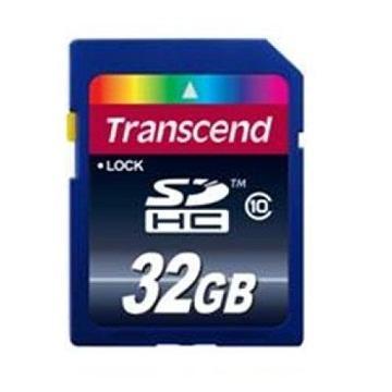 【32G】創見SDHC C10記憶卡(TS32GSDHC10)
