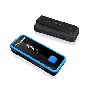 【8G】創見MP350 MP3(TS8GMP350B)