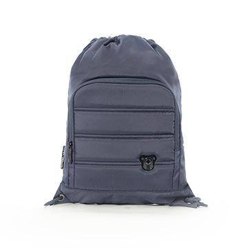 Swissdigital質感時尚束口包(藍)(5535323180)