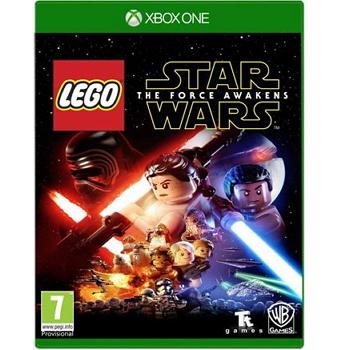 XBOX ONE 樂高星際大戰:原力覺醒 亞英版(XB1 legoSW)