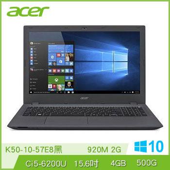 ACER K50-10 Ci5 NV920 獨顯筆電(K50-10-57E8黑)