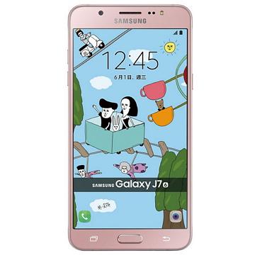 SAMSUNG Galaxy J7-粉 2016版(SM-J710GN粉)