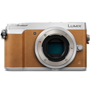 Panasonic GX85 可交換式鏡頭相機 BODY-棕(DMC-GX85(公司貨))