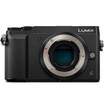 Panasonic GX85 可交換式鏡頭相機 BODY-黑(DMC-GX85(公司貨))