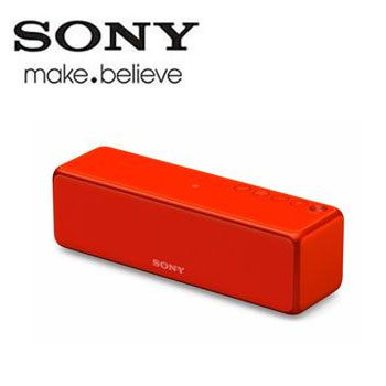 SONY NFC/Hi-Res/藍牙揚聲器(SRS-HG1/RM(紅))