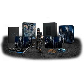 PS4- FINAL FANTASY XV (終極典藏版)()