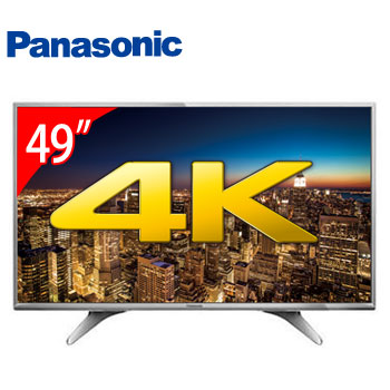Panasonic 49型 4K LED 智慧連網電視