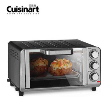 Cuisinart 多功能不鏽鋼烤箱(TOB-80TW)