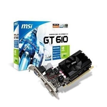 微星N610-MD2GD3/LP顯示卡(N610-MD2GD3/LP)