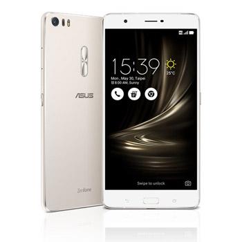 「9成新福利品」ASUS Zenfone 3 Ultra 6.8吋智慧型手機 - 冰河銀