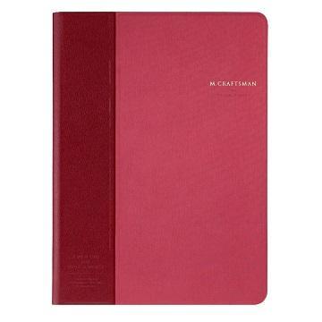 M.CRAFTSMAN iPad Pro 9.7多角度保護套-紅(DTiPP9.7-RD)