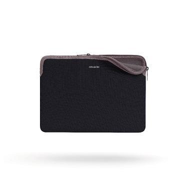 Cote&Ciel Macbook 13吋橫式拉鍊保護套-黑(CCMBH13-BK)