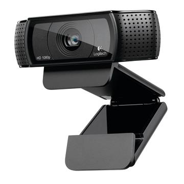 羅技C920r HD PRO網路攝影機(960-001062)