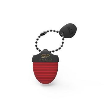 【32G】廣穎Jewel J30(紅)隨身碟(SP032GBUF3J30V1R)