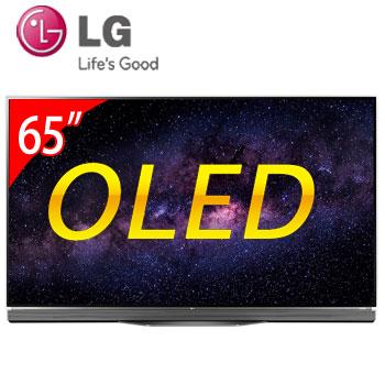 LG 65型4K OLED智慧聯網電視(OLED65E6T)
