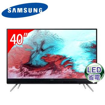 SAMSUNG 40型LED智慧型液晶電視(UA40K5300AWXZW)