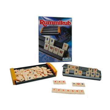 桌遊-Rummikub Twist (旅行版)