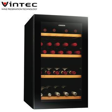 VINTEC 單門單溫酒櫃(V30SGMEBK)