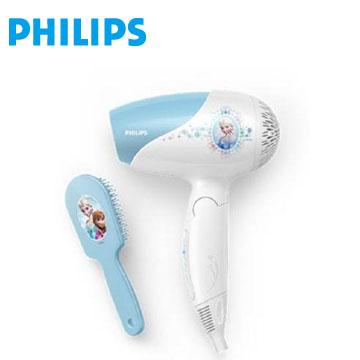 飛利浦Disney冰雪奇緣款吹風機-兒童用