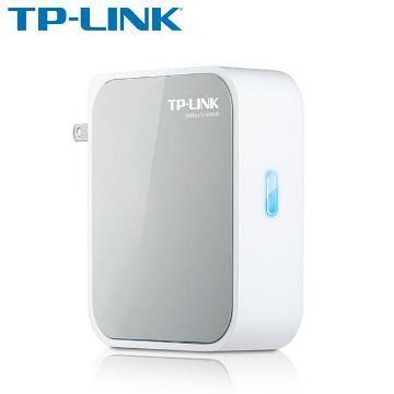 TP-LINK TL-WR810N 300M口袋型路由器