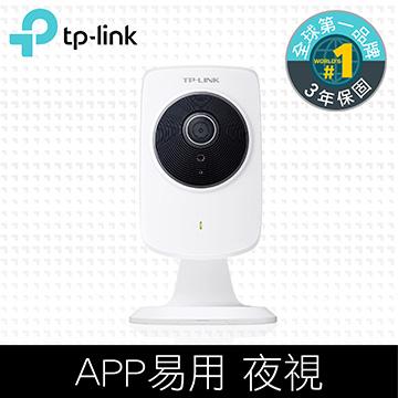 TP-LINK NC220 無線300M雲端攝影機(NC220)
