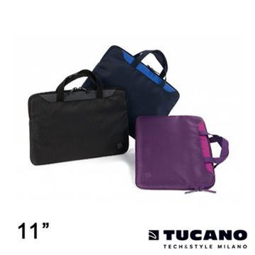 "Tucano MINI 輕薄多功能手提袋 11"" 紫(BMINI11 PP)"