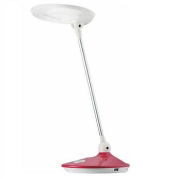 歐司朗LED光爍可調光檯燈-蜜桃紅(101-AA628700055)