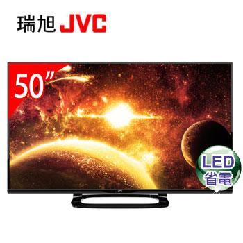 JVC 50型智慧聯網+視訊盒(50S)