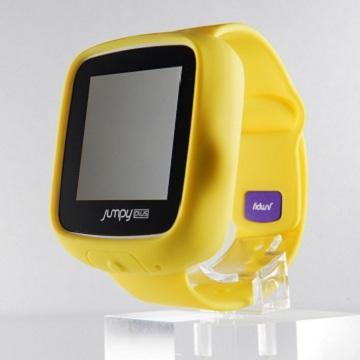 JUMPY Plus兒童智慧手錶-黃